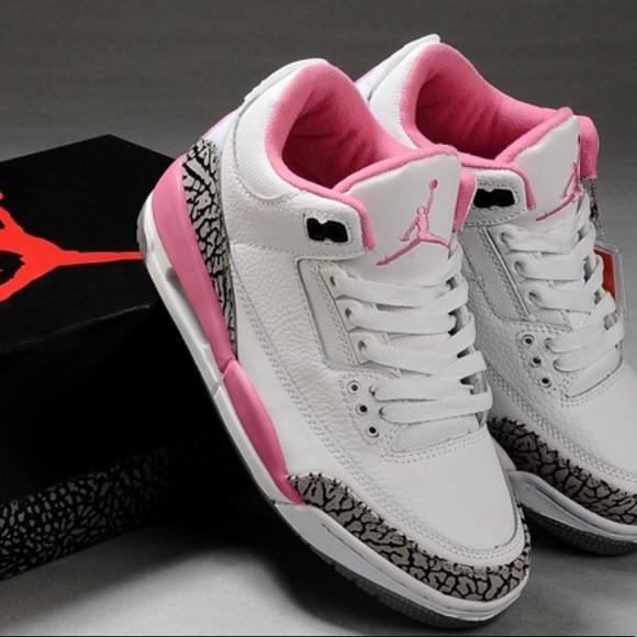 Women's Retro Air Jordans 3